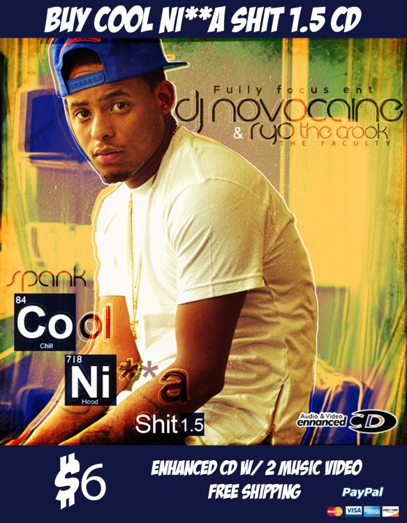 Buy Cool Ni**a Shit 1.5 CD